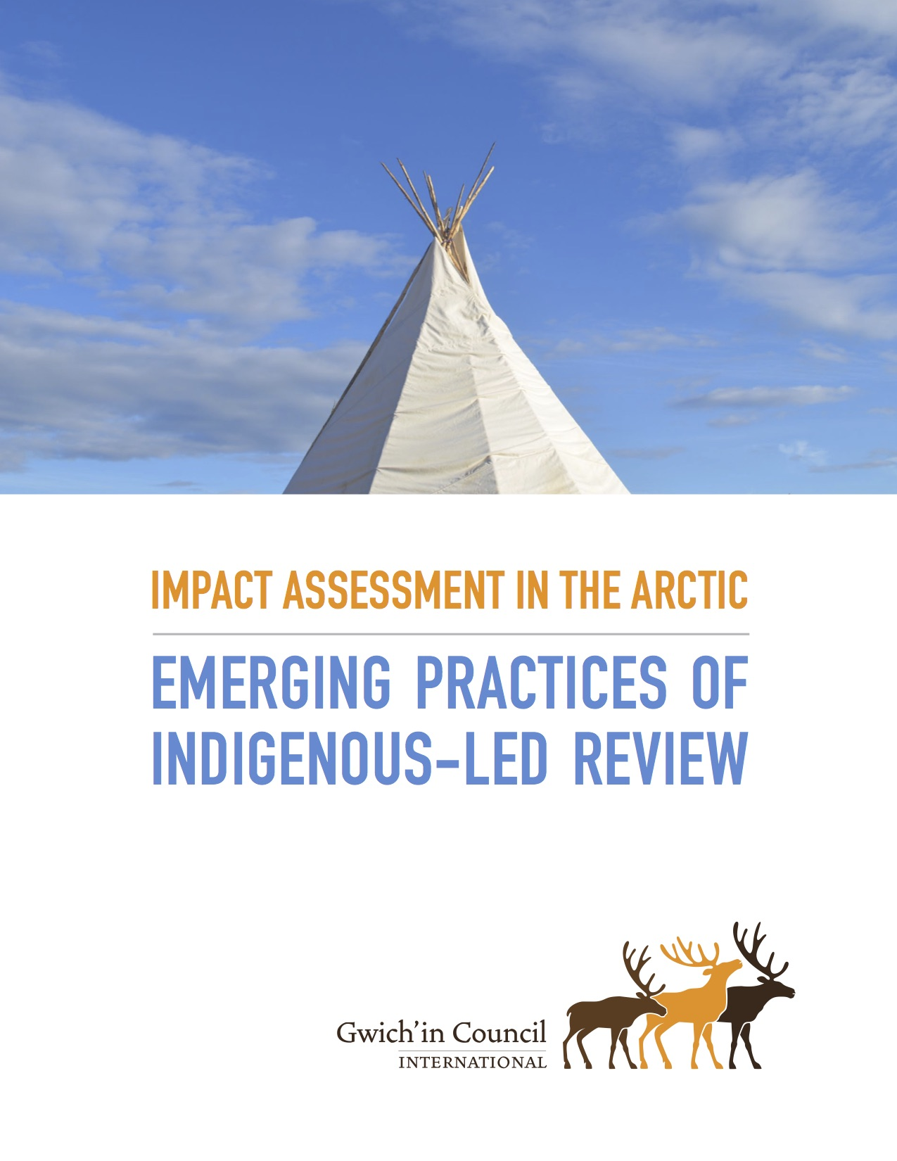 Environmental Impact Assessment, Gwich'in, Arctic, Traditional Knowledge